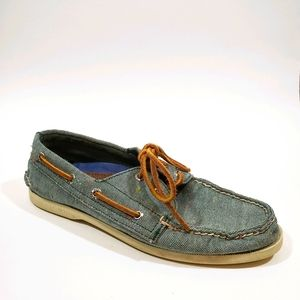 Sperry Top-Sider Men's A/O 3 Eye Fleck Boat Shoes